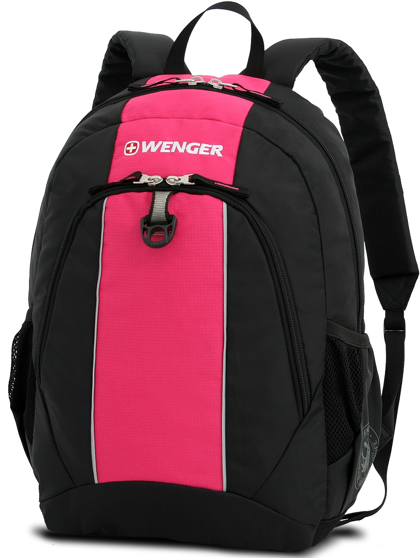 Wenger 17222015 - рюкзак (Black/Red)
