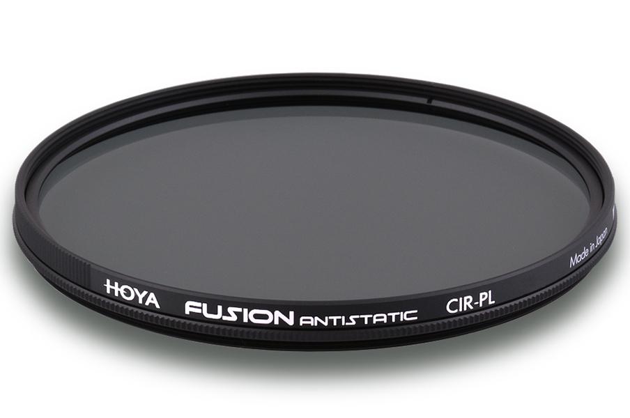 Hoya Fusion Antistatic CIR-PL 49 mm - поляризационный светофильтр (Black)