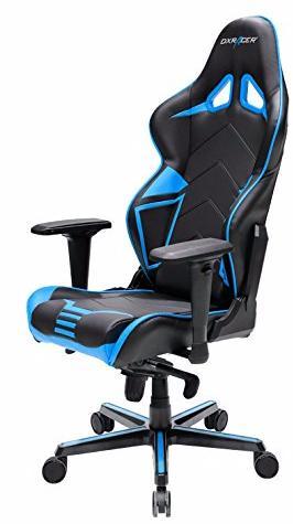 Dxracer OH/RV131/NB - компьютерное кресло (Black/Blue)