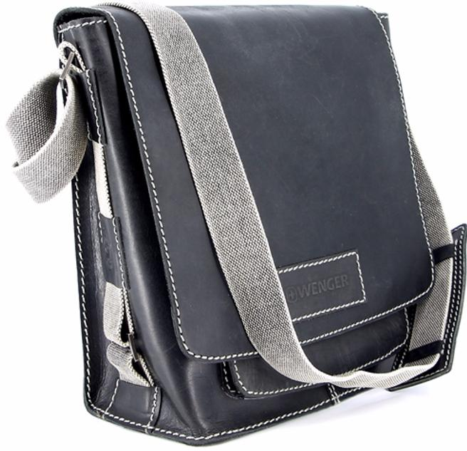 Wenger Arizona (W23-05Bl) - сумка наплечная (Black)