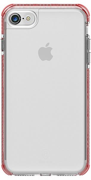 Baseus Armor Case (WIAPIPH7-YJ09) - накладка для iPhone 7 (Red)