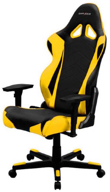 DXRacer OH/RE0/NY - компьютерное кресло (Yellow)