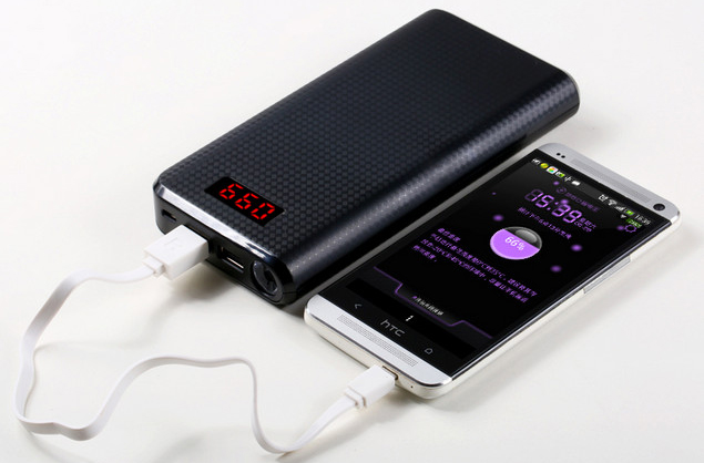 Внешний аккумулятор телефона