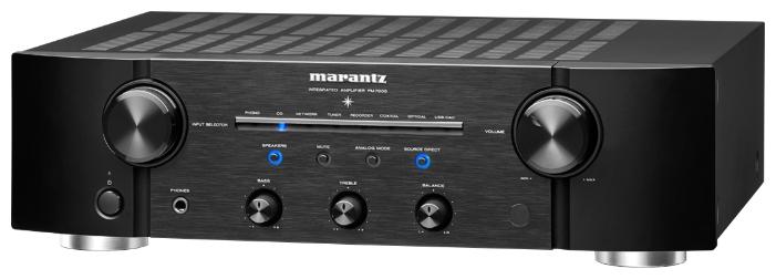 Marantz PM7005 - двухканальный стереоусилитель (Black)