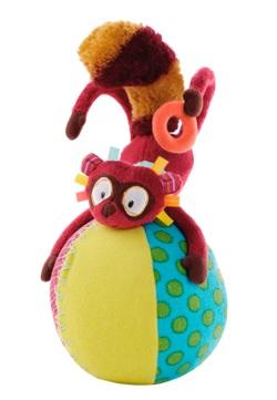 Lilliputiens Лемур Джордж: игрушка-неваляшка (86559)
