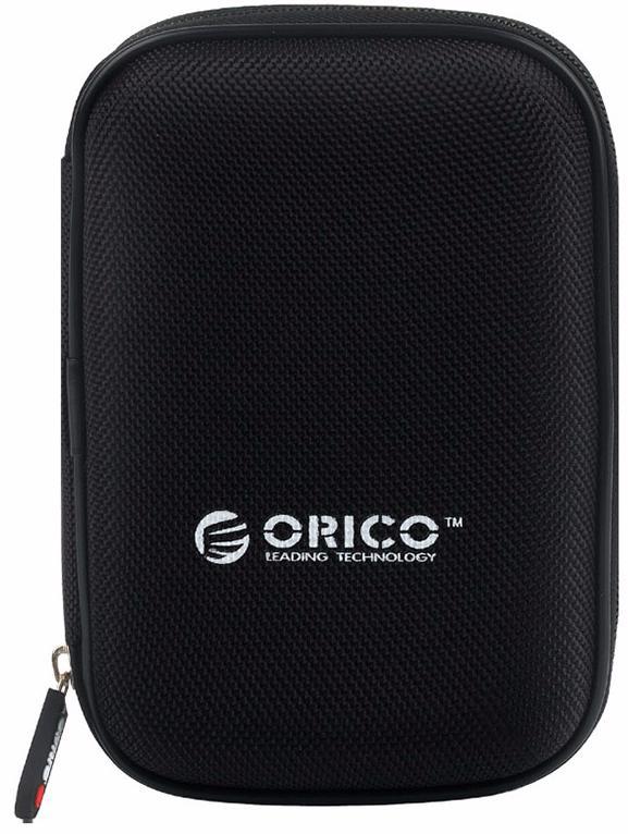 "Orico PHD-25 - чехол для HDD 2.5"" (Black) нд"