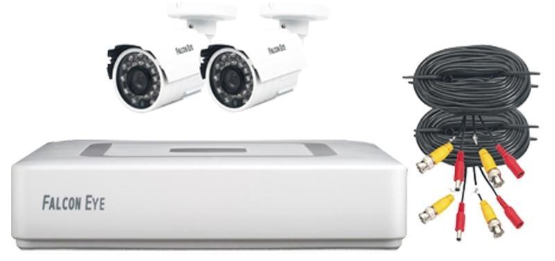 falcon eye Комплект видеонаблюдения Falcon Eye FE-104MHD Kit Light (White)