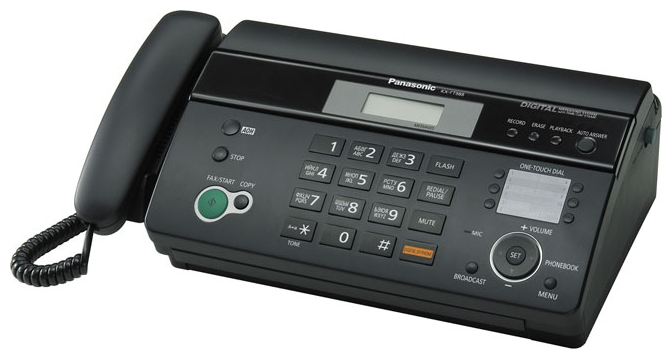 Panasonic KX FT988RU-B АКЛ00002074