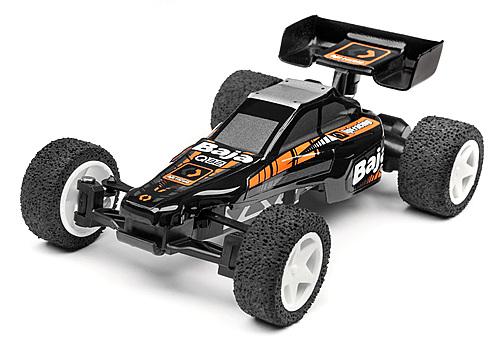 HPI Baja Q32 2WD 1:32 - радиоуправляемый автомобиль (Black)Внедорожники / Монстр-трак модели<br>Радиоуправляемая автомодель<br>