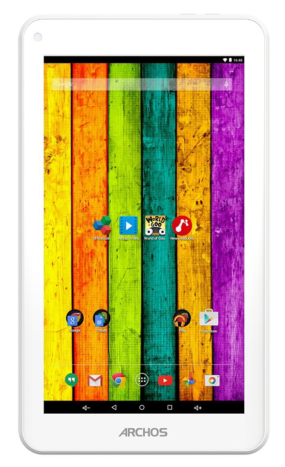 """Планшет Archos 70 Neon Plus 7"""" 8GB (White)"""