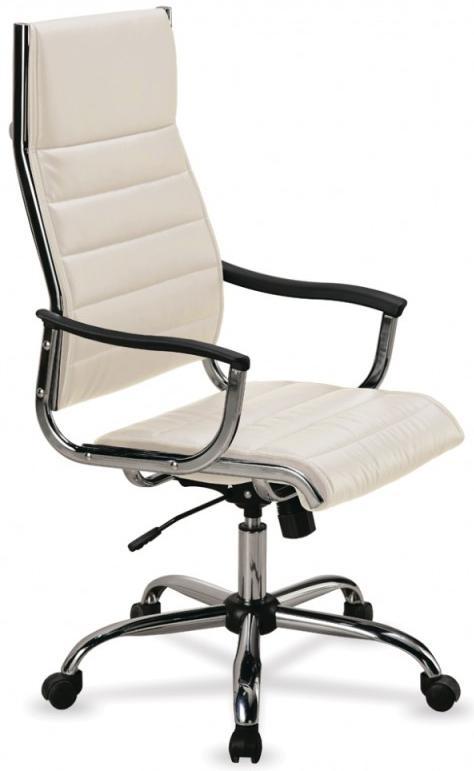 Бюрократ CH-994 - кресло руководителя (Ivory) от iCover