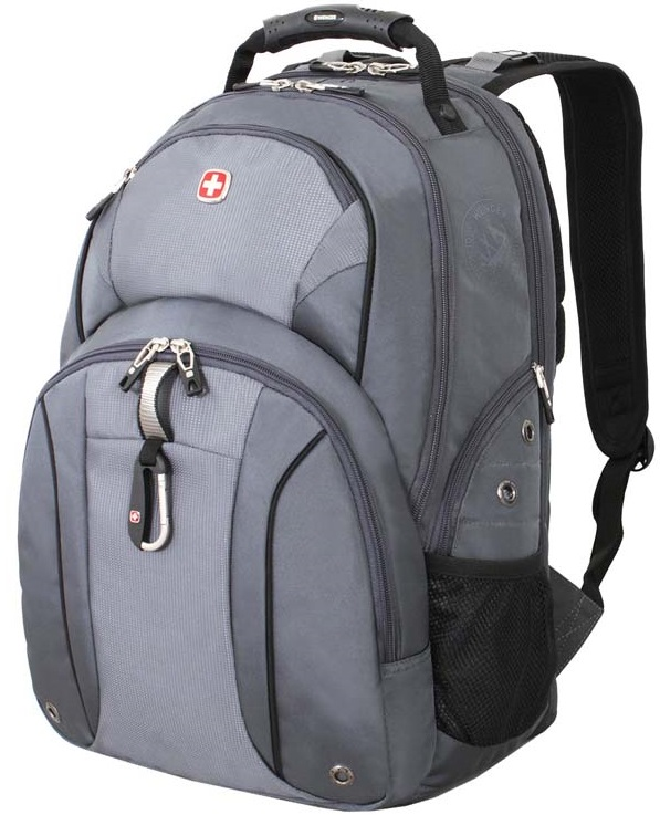 Wenger 3253424408 - рюкзак (Grey/Silver)