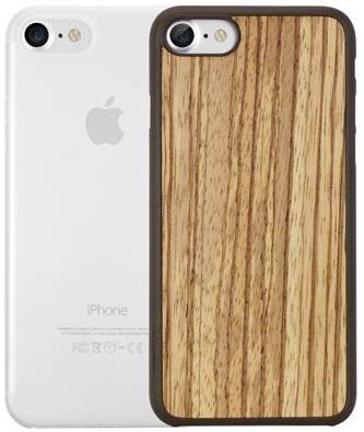O!coatчехлов для iPhone 7 (Сlear+Wood)