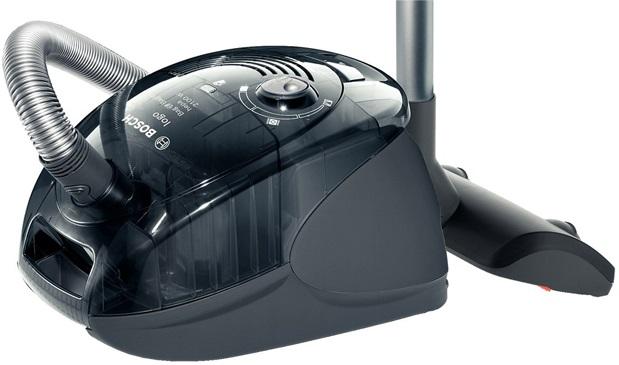 Bosch Logo BSG 62185 - пылесос (Black) пылесос black