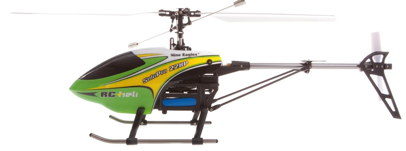 Solo ProВертолеты на электродвигателе<br>Радиоуправляемый вертолет<br>