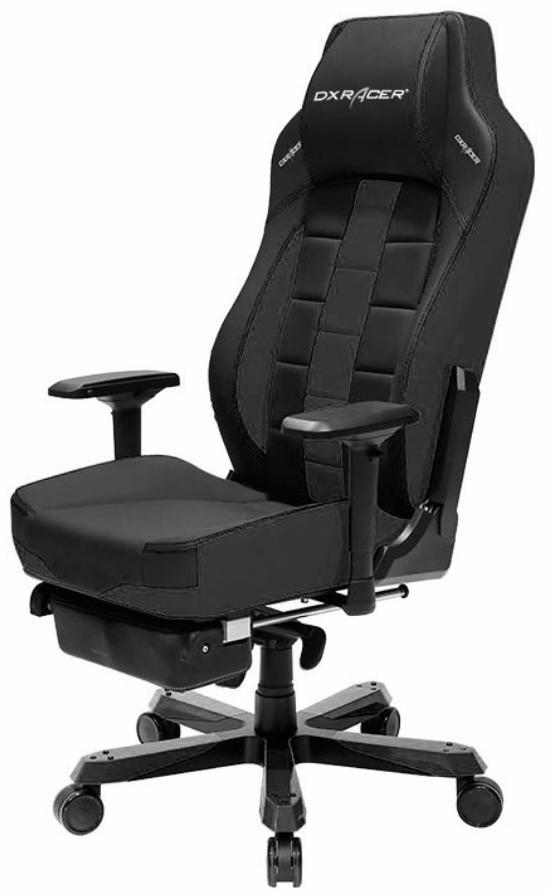 DXRacer OH/CS120/N/FT - компьютерное кресло (Black)