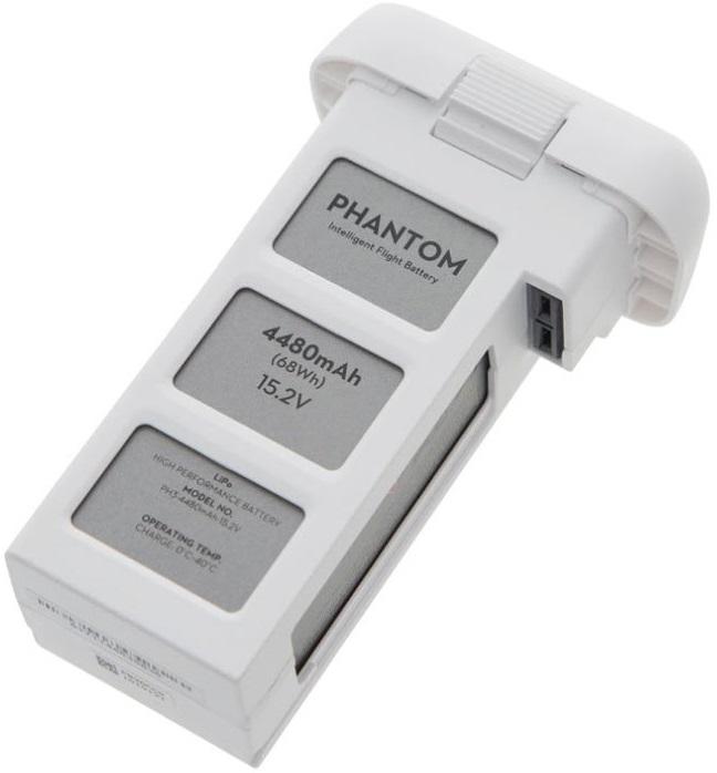 DJI Phantom 3  (Part12)  Li-pol 15.2V 4480mAh, 4s1p - аккумулятор для Phantom 3