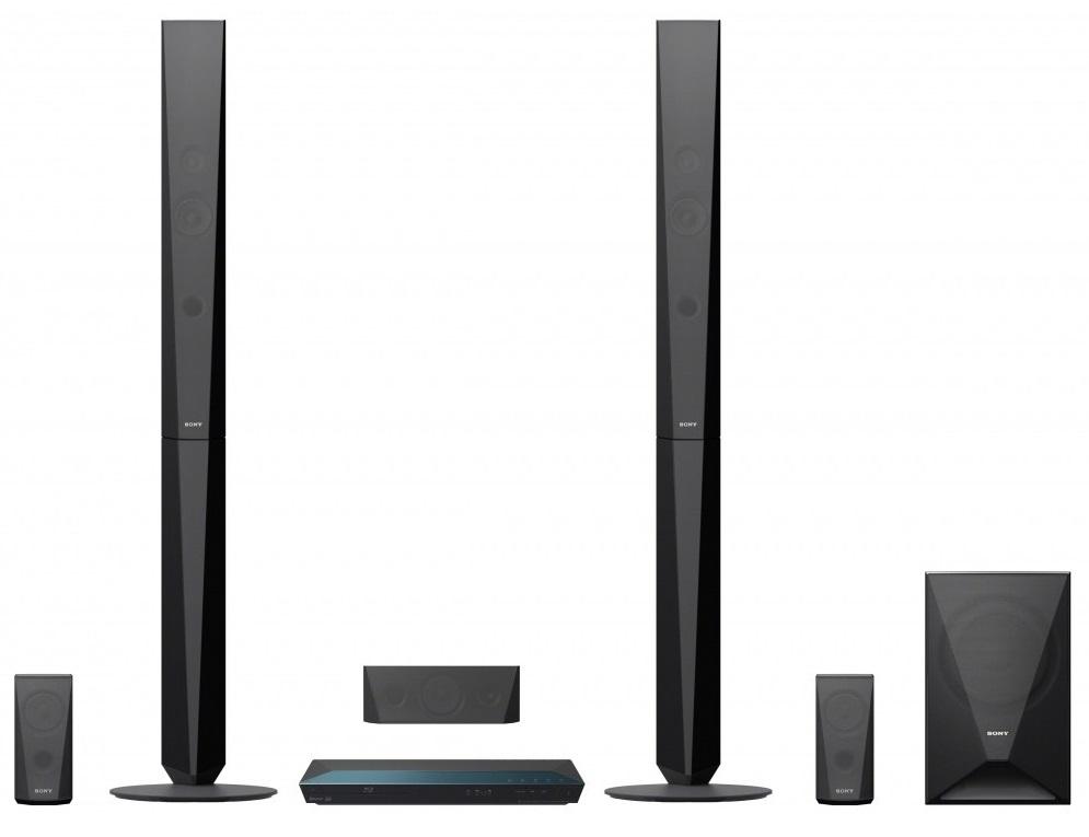 Sony BDV-E4100 3D Blu-Ray - домашний кинотеатр (Black)