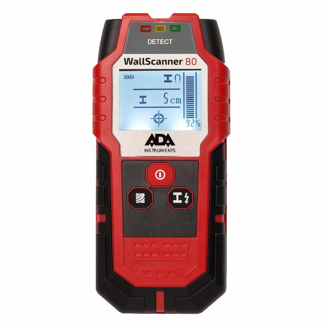 Ada Wall Scanner 80 (А00466) - детектор проводки  детектор ada wall scanner 80