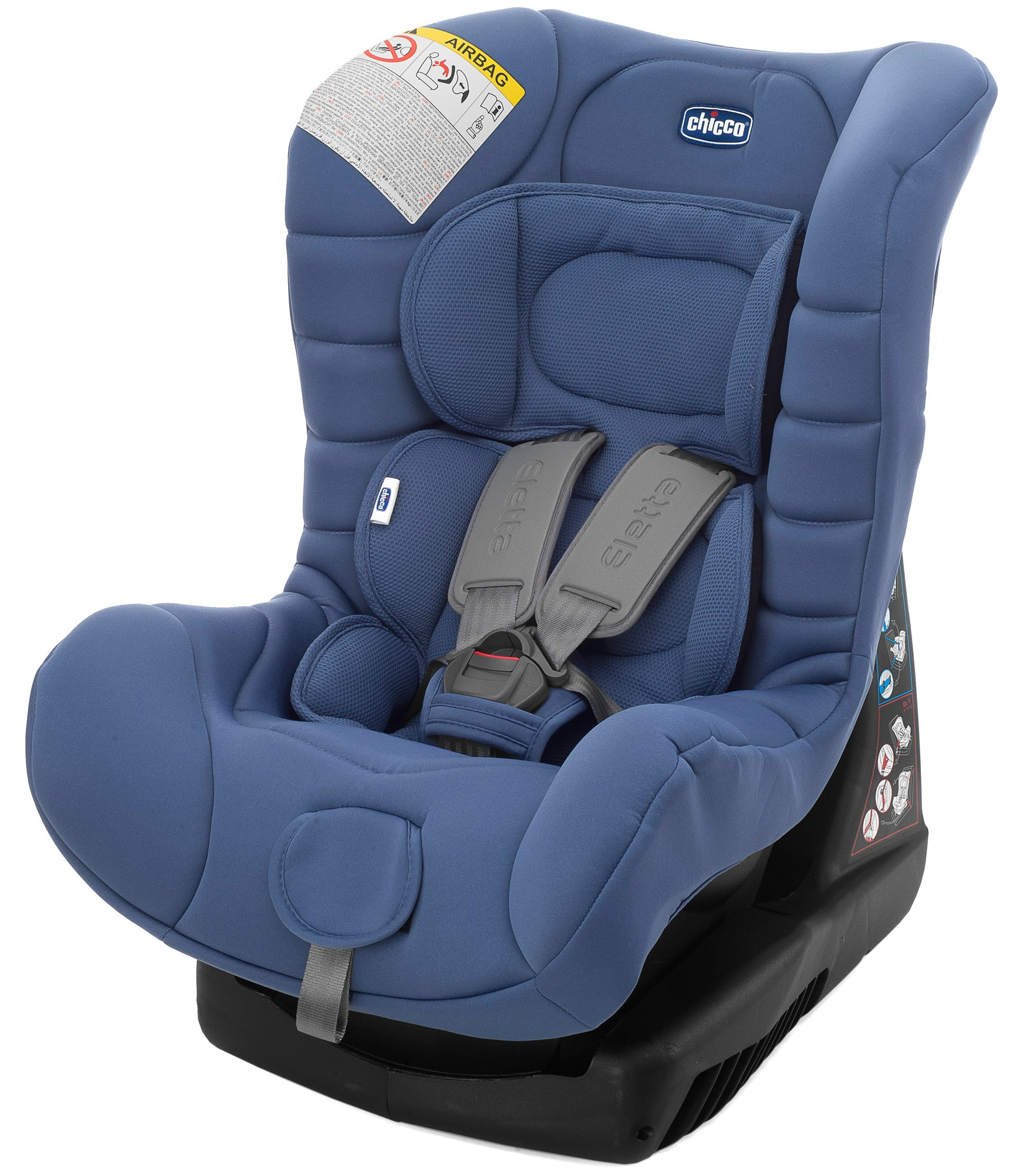 Chicco Eletta (04CO1249bs) - ���������� 0+/1 (Comfort Blue Sky)