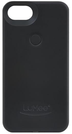 LuMee Two - чехол с подсветкой для iPhone 7 Plus (Black) бокалы с подсветкой китай