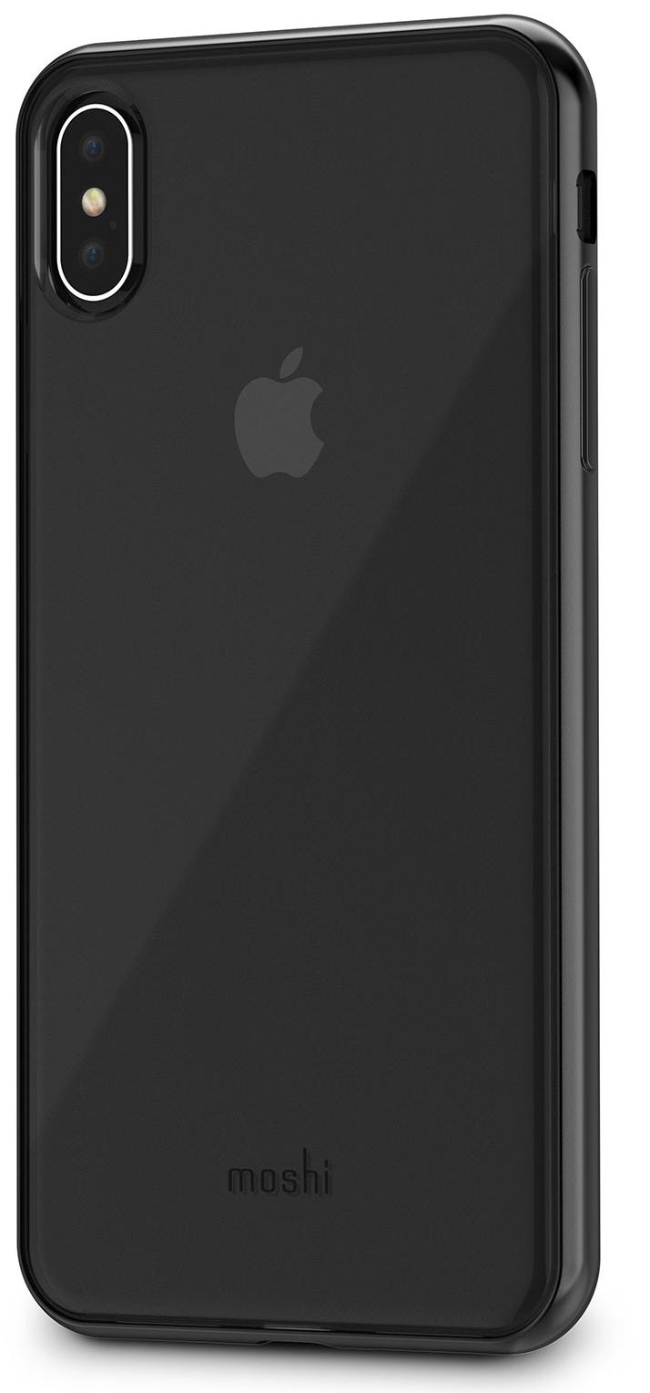 Чехол-накладка Moshi Vitros 99MO103035 для Apple iPhone XS Max (Raven Black)