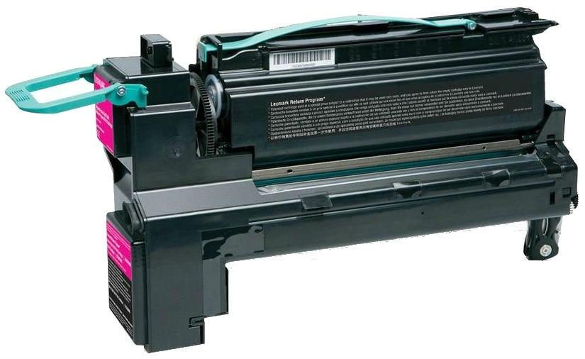 Lexmark C792X1MG - картридж для принтеров Lexmark C79х (Magenta)