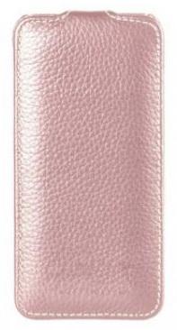 Vetti Craft Slimflip Normal Series (IPO5SFNS110107) - чехол для iPhone 5 (Pink)