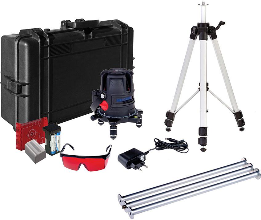 PROLiner  построитель лазерных плоскостей ada 3d liner 3v