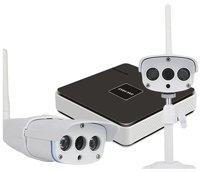 Vstarcam NVR C16 KIT - уличный комплект видеонаблюдения (White) комплект видеонаблюдения