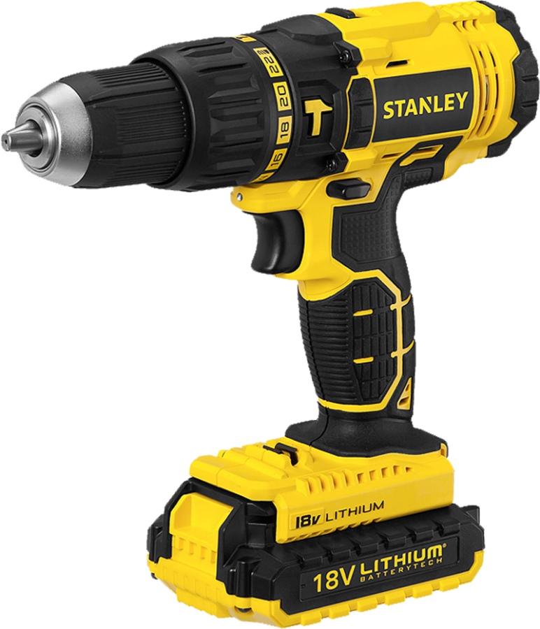 Stanley STHR272KS-RU - дрель-шуруповерт (Yellow)