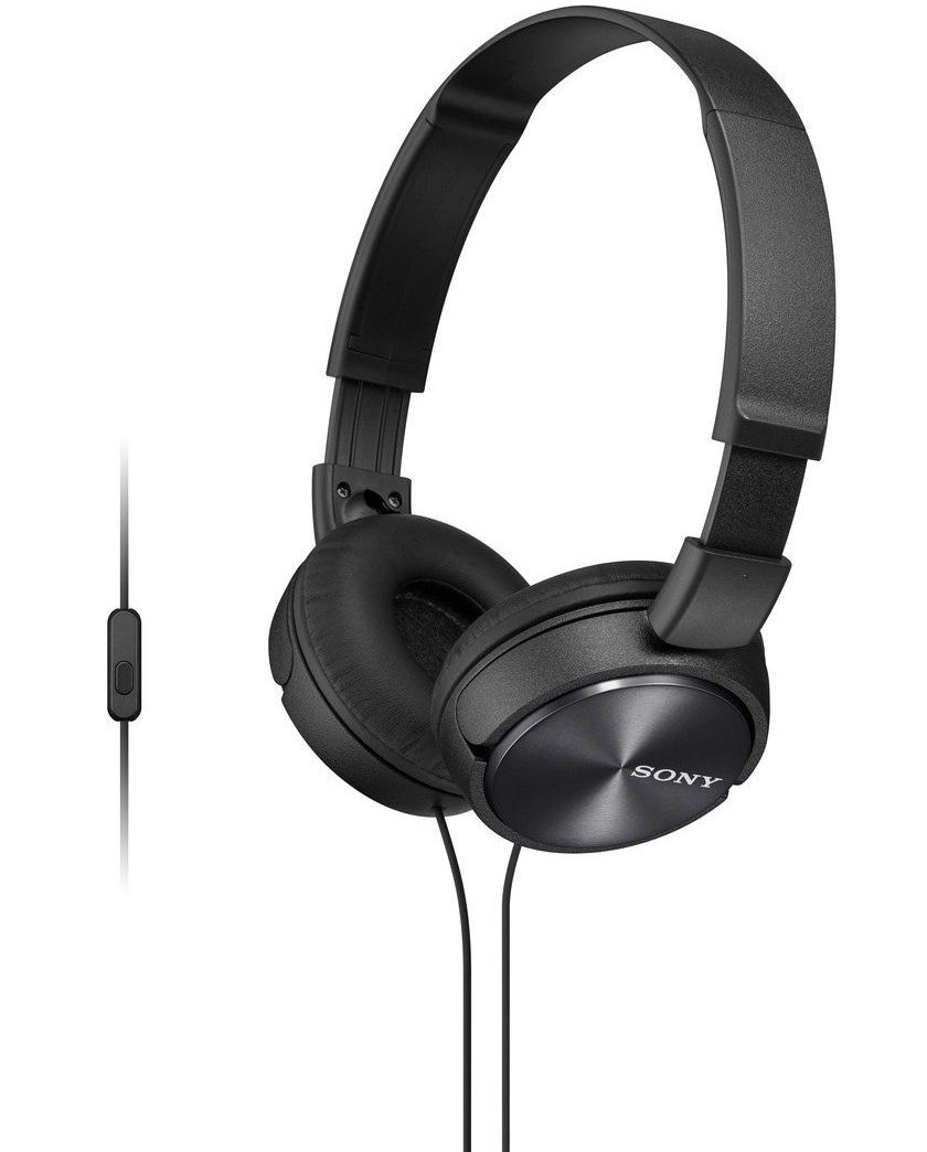 Sony MDR-ZX310AP - наушники накладные (Black)