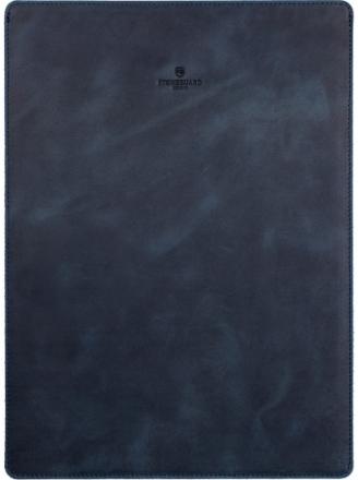 Stoneguard 511 (SG5110703) - кожаный чехол для MacBook Pro 13 Retina (Ocean)