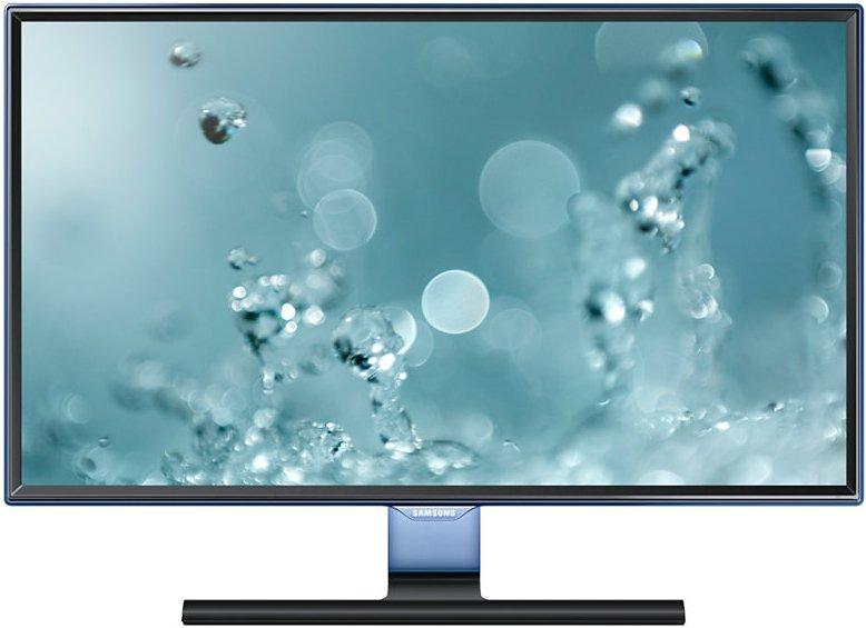 """Монитор Samsung S24E390HL 23.6"""" TFT PLS (Black glossy)"""