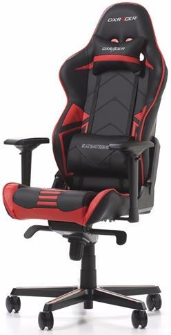 Dxracer OH/RV131/NR - компьютерное кресло (Black/Red)