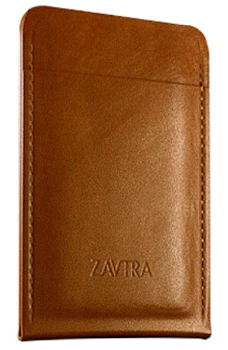 Zavtra - минималистичный кошелек (Brown) от iCover