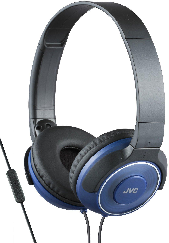 JVC HA-SR225 - накладные наушники (Blue)