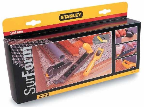 Stanley 1-98-801 - набор рашпилей