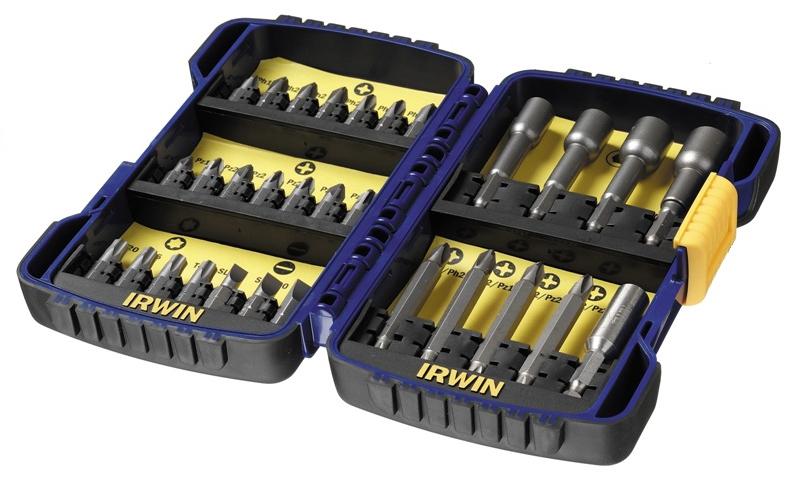 Irwin 10504385 - набор бит 30 шт (Silver)