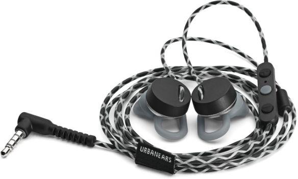 Urbanears Reimers (Apple Edition) - вставные наушники с микрофоном (Black Belt)