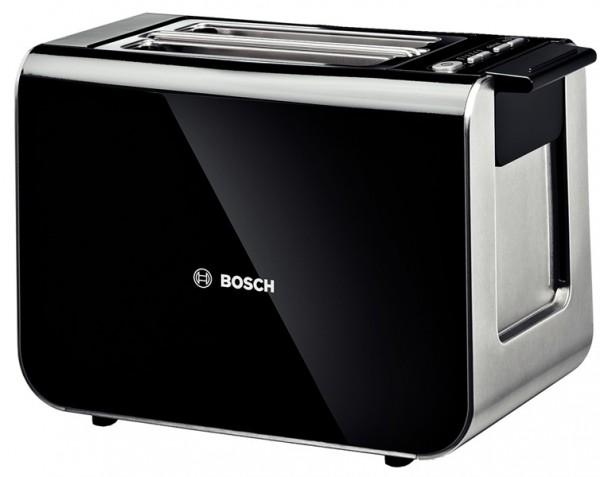 Bosch TAT 8613 - тостер (Black)  bosch tat 8613 тостер black