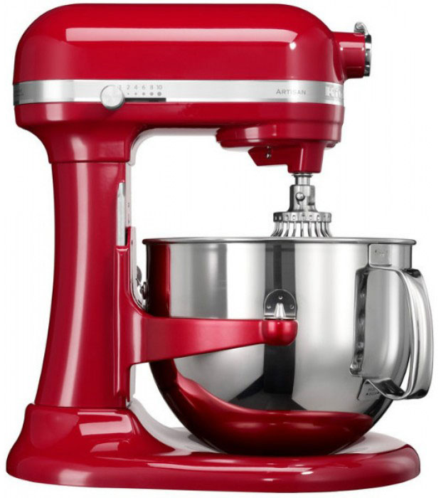 Artisan kitchenaid 5kr7sb 6 9л