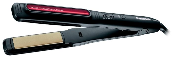 Panasonic EH-HW38-K865 - щипцы для выпрямления (Black/Red)