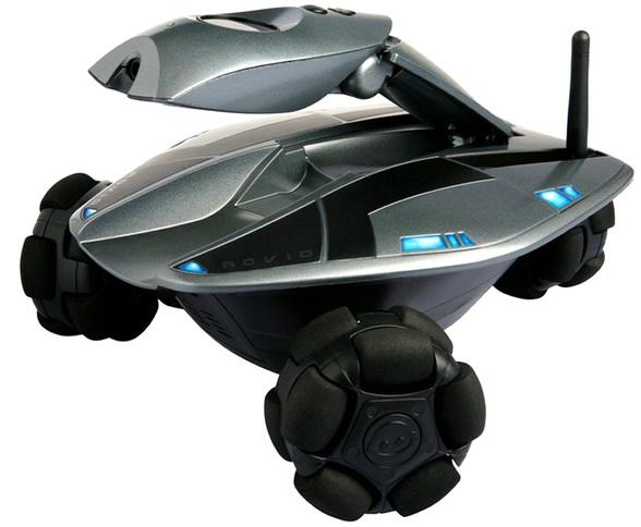 WowWee Rovio - радиоуправляемый робот