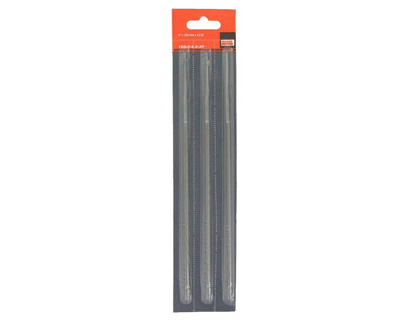 Bahco 168-8-4.0-3P - напильник для заточки цепей