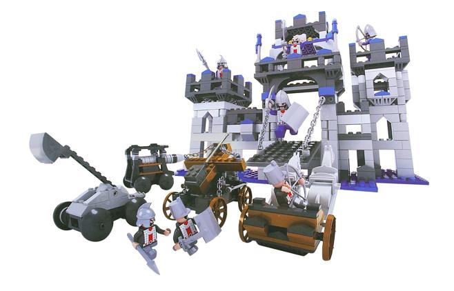 1Toy Осада замка - конструктор