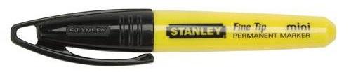 Stanley 1-47-324 - маркеры MINI черные (72 шт.)