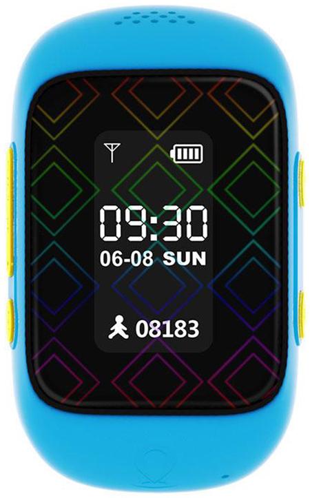 MyRope R12 - детские умные часы (Blue)