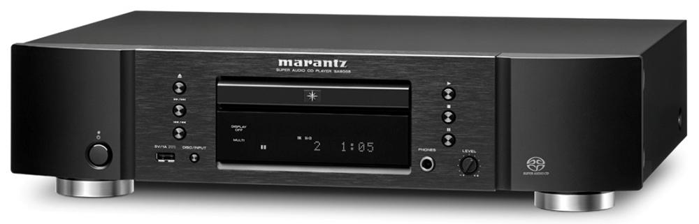 Marantz SA8005 - проигрыватель CD-дисков (Black)