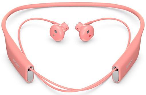 Sony SBH70 - беспроводная гарнитура (Pink)